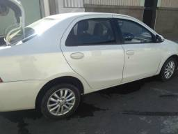 Etios sedan completao - 2016