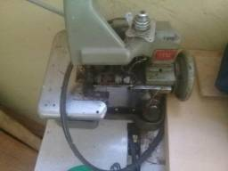 Maquina de costura overlock