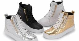 Tênis Selten Botinha Sneaker Feminino