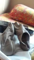 Sapatilha bota de fazer balé novinha