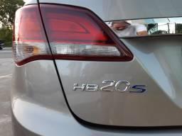 Hyundai Hb20s Premium 1.6 Flex 2018 Única Dona Novo - 2018