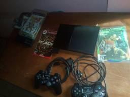 Vendo PlayStation 2 funcionando perfeitamente