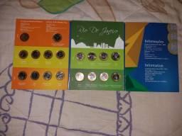 Album comemorativo olimpíadas do rio