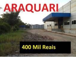 Area 4400 m2 Araquari Para Galpão Area Com Alvara Para Construir Galpão 996 64 52 35