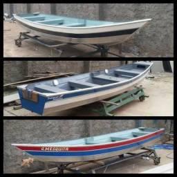 Canoas de Alumínio Naval - 2019