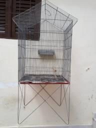 """Viveiro Grande - """"Gaiola"""" para Pássaros e Roedores"""