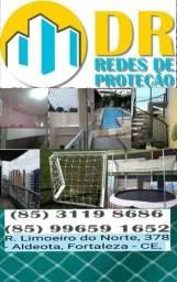 Redes de proteção (85) 3119-8686 9.9659-1652