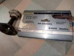 Módulo buster 2400 e driver d250x