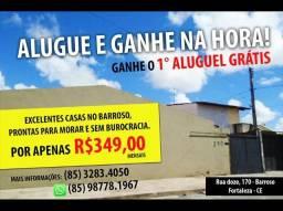 Alugue casa no Barroso