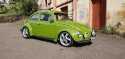 Vw - Volkswagen Fusca Antigo STD Em Raro estado! Carro apto placa preta!Aceito Trocas