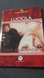 Livro Luciola - Literatura Brasileira - José De Alencar