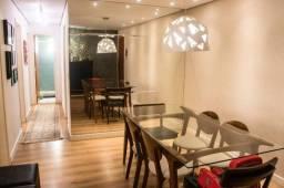 Apartamento 3 quartos mobiliado Campo Comprido