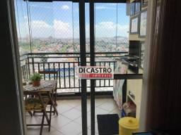 Apartamento com 2 dormitórios à venda, 58 m² por R$ 360.000,00 - Rudge Ramos - São Bernard