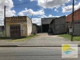 Terreno BR 116 à venda, 498 m² por R$ 750.000 Fanny - Curitiba/PR