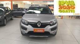 SANDERO 2018/2018 1.6 16V SCE FLEX STEPWAY MANUAL - 2018