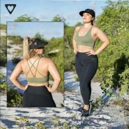 Moda fitness e lingerie