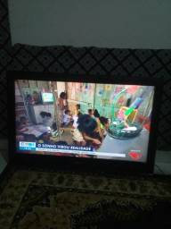 TV Samsung 37 polegadas com conversor digital, pelo preço de 32