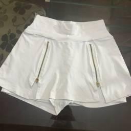Shorts saia Flor Cítrica