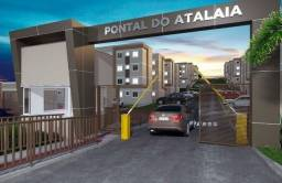 BM Pontal do Atalaia, 2 quartos, Segurança e Lazer