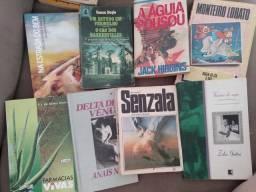 Livros usados por 5,00