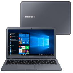 Notebook Samsung Essentials E30 Cinza Titânio