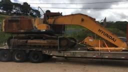 Peças para escavadeira Hyundai R210 / R220 / R320