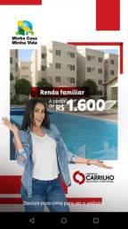 Oportunidade de sai do aluguel | Feirão de imoveis Apartamento 2 quartos em paulista