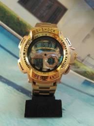 Relógio maaculino bom bonito barato promoção