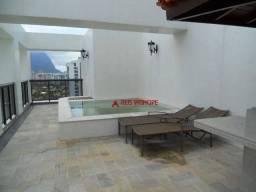 Cobertura com 3 dormitórios à venda, 398 m² por R$ 6.000.000,00 - Barra da Tijuca - Rio de