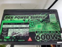 Fonte UP-S600 ATX 600W