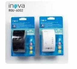 Repetidor, roteador de sinal wifi Inova rou6002