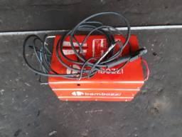 Máquina de Solda elétrica NM250 Turbo Bambozzi