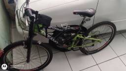 Bike oceano top semi novo