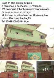 Casa venda em Ibatiba