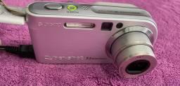 Câmera Digital Sony Modelo DSC P 200