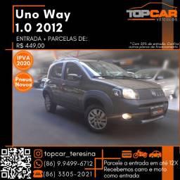 Uno Way 1.0 2012