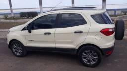 Ford Ecosport Freestyle 1.6 Manual 2015 - 55 Mil Km Branco Vanilla