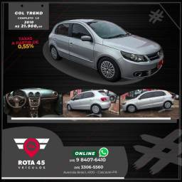 Gol 1.0 Trend G5 Completo