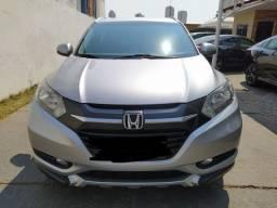 Honda HR-V 1.8 Exl Prata Flex 4x2 automático 2017