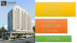 Apartamento Top, em Águas Claras de 3 quartos de 87,54, 101, 112 e 142,97 m²