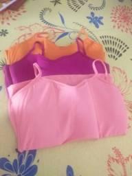 Blusa Vitral cor disponível  G