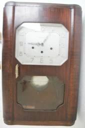 Relógio antigo carrilhão de parede marca vedette de origem francesa