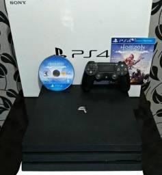 PS4 PRO 1TB SONY PLAYSTATION nota fiscal e garantia