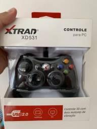 Controle de XBOX para PC