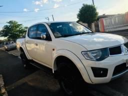 L200 Triton Auto Diesel Revisada Aceito Moto/Carro - 2011