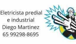 Eletricista predial e industrial