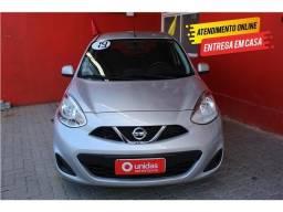 Nissan March 1.0 sv 12v flex 4p manual - 2020