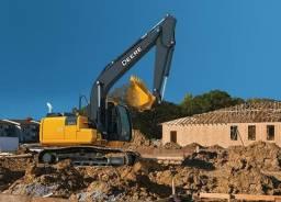 Escavadeira Jhon Deere