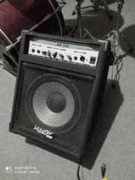 Amplificador de baixo - Master - 100w