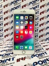 IPhone 6s Plus 32GB Rosa - Seminovo - com nota e garantia, somos loja fisica